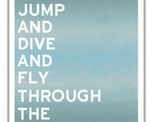Skydiving Parasailing Hang Gliding Bungee Jumping Parachuting Blue Sky ...
