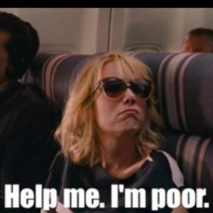Vh Vh Funny scene from the bridesmaids movie im poor