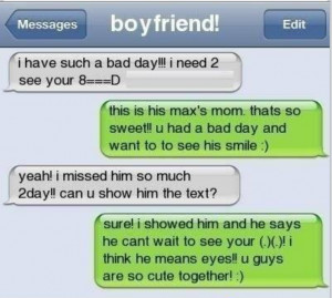 ... texts // Tags: Funny text - I have such a bad day // October, 2013