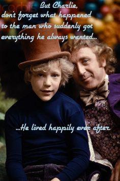 willy wonka my favorite wonka quote more willie wonka quotes ...