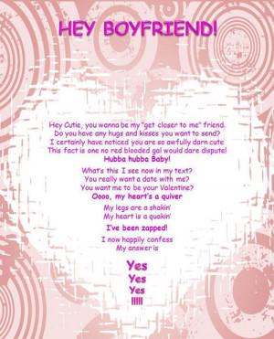 Romantic Love Poem For Him...