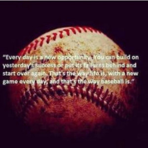 Baseball Inspirational Quotes