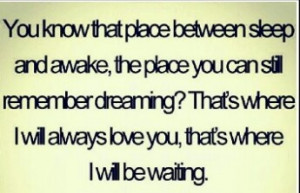 ll be waiting.
