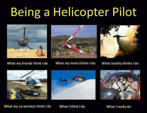 Helicopter Pilot Memes