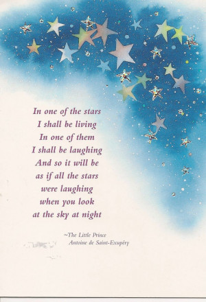 The Little Prince- Antoine de Saint-Exupery. So simple, yet with a ...