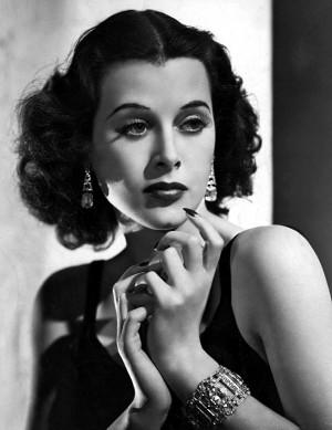 Hedy Lamarr Measurements, Bra Size, Weight, Hair Color, Ethnicity