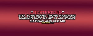 Best Friend Tagalog Quotes 0038