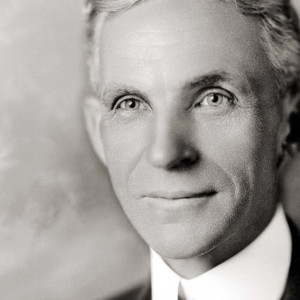 Henry Ford was a visionary but he also had a naive, narrow-minded side ...