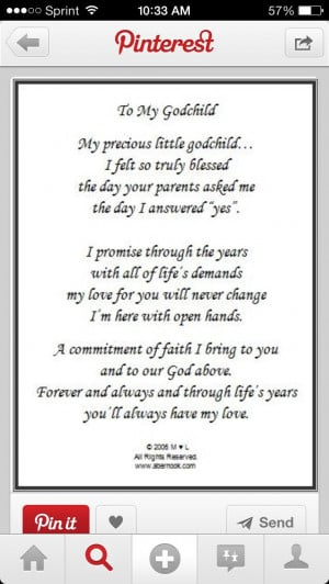 godson from godmother quotes