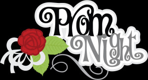 Prom Night SVG scrapbook title prom svg files corsage svg file prom ...