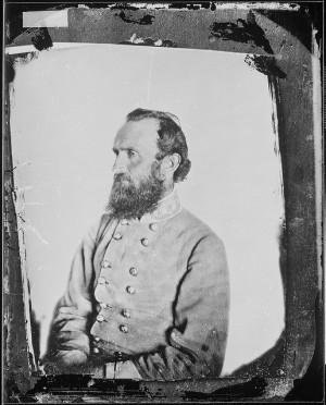 Photograph of General Thomas J.