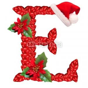 christmas letter m christmas letter m