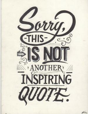 quote, #typography, #handwritten