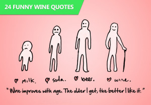 24 Funny Wine Quotes | Wine Folly