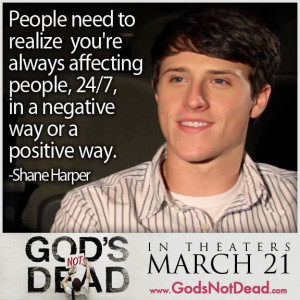 Not Dead Quote: Dead Movies, Word Inspiration Quotes, Shane Harper ...