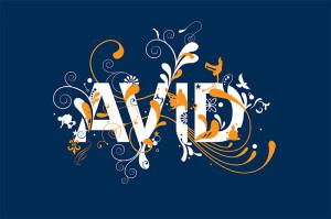 AVID t shirt design
