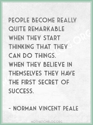 peale quotes with images | Norman Vincent Peale quote - Motivational ...