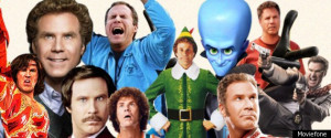 Will Ferrell Movies: Best Character Tournament (BRACKET)
