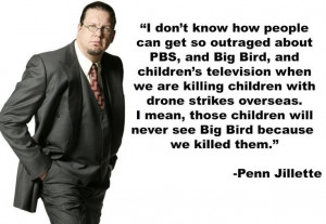 Penn Jillette on American foreign policy #libertarian