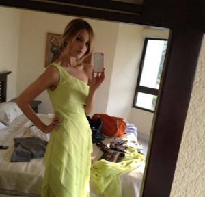 Eiza Gonzalez Takes Amazing Selfies