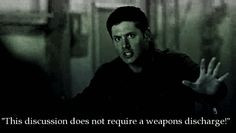 Supernatural Dean Quotes | supernatural # dean winchester # posted ...