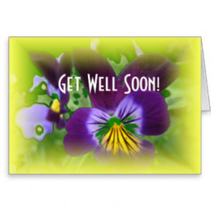 Speedy Recovery Cards & More