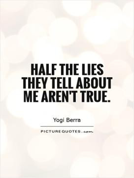 See All Lie Quotes