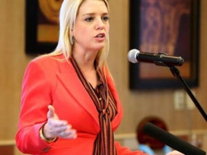 OtherGround Forums >>pam bondi will be the first female president