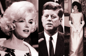 Marilyn Monroe confessed about affair with John F Kennedy to his wife ...