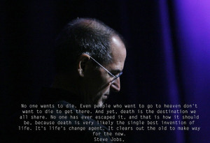 Steve Jobs The Best Life Quotes I Like it...