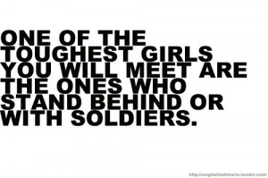 military spouses...