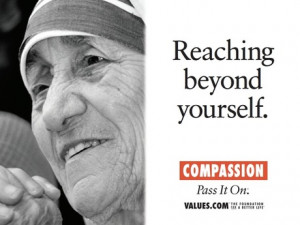 Read the story behind the official billboard for compassion .
