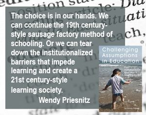 Quotes about unschooling, green living, and social change by Wendy ...