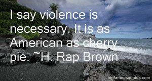 Rap Brown Quotes Pictures