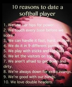 Softball quotes⚾