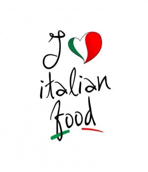 love Italian food. Of course you do! #love #quotes #food