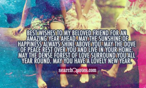 Quotes For Best Friend On Her Wedding Day ~ Birthday Wishes To My ...