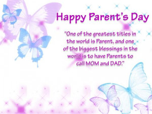 ... Your Parents Which Tranfer To This Parents Day Quotes For Facebook