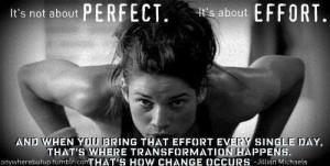 ... fitspo #perfect #effort #transformation #change #pushups