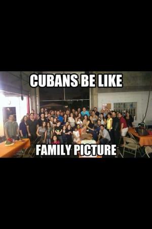 Cubans Be Like