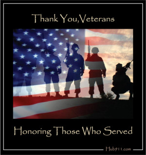 Veterans Day Thank You Quotes for Your Service