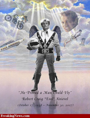 True Evel: The Amazing Story of Evel Knievel' at Milwaukee's ...
