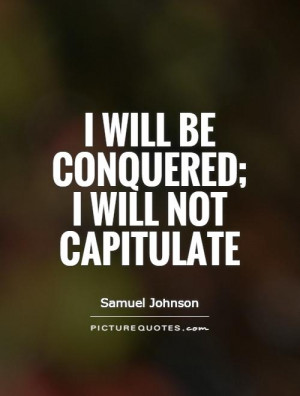 Never Give Up Quotes Samuel Johnson Quotes