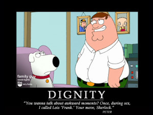 Family Guy - Motivational Posters