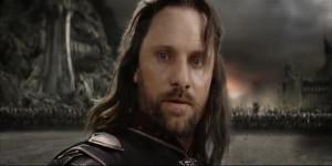 Aragorn Frodo