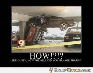 Funny Car Pictures With Captions Car-crash-demotivational- ...