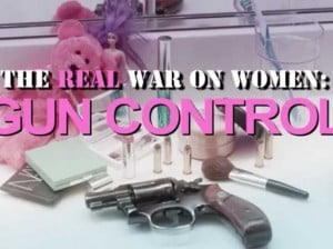 This Bizarre PSA Says The 'Real War On Women' Is Gun Control ...