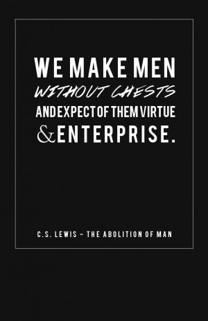 Lewis - The Abolition of Man