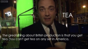 thank you mark sheppard no idea who he is but good quote