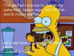 Simpsons Quotes You Say